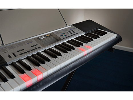 Casio Key Light Keyboard with Stand