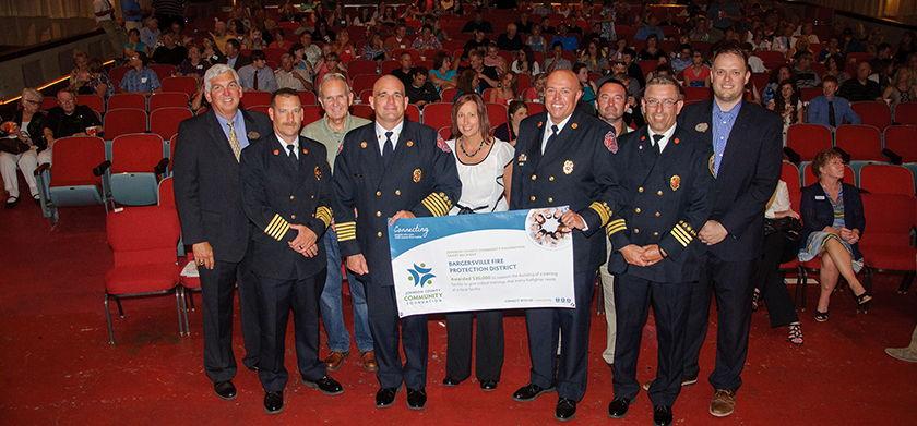 Bargersville Fire Protection District grant recipient
