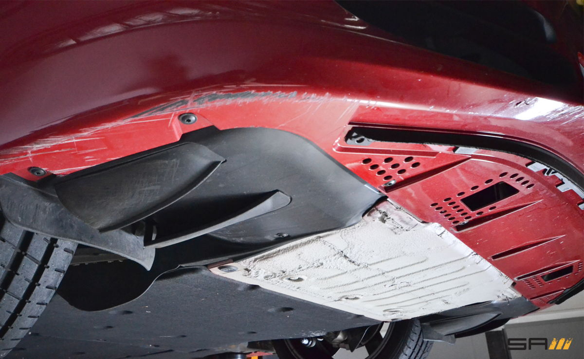 Under Bumper Scrape Protection and Why You Need It - Scrape