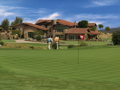 Golf Threesome with Jimmy Langley at Santa Luz Golf Club