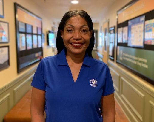 LaShawnda Atkins , Explorer Teacher
