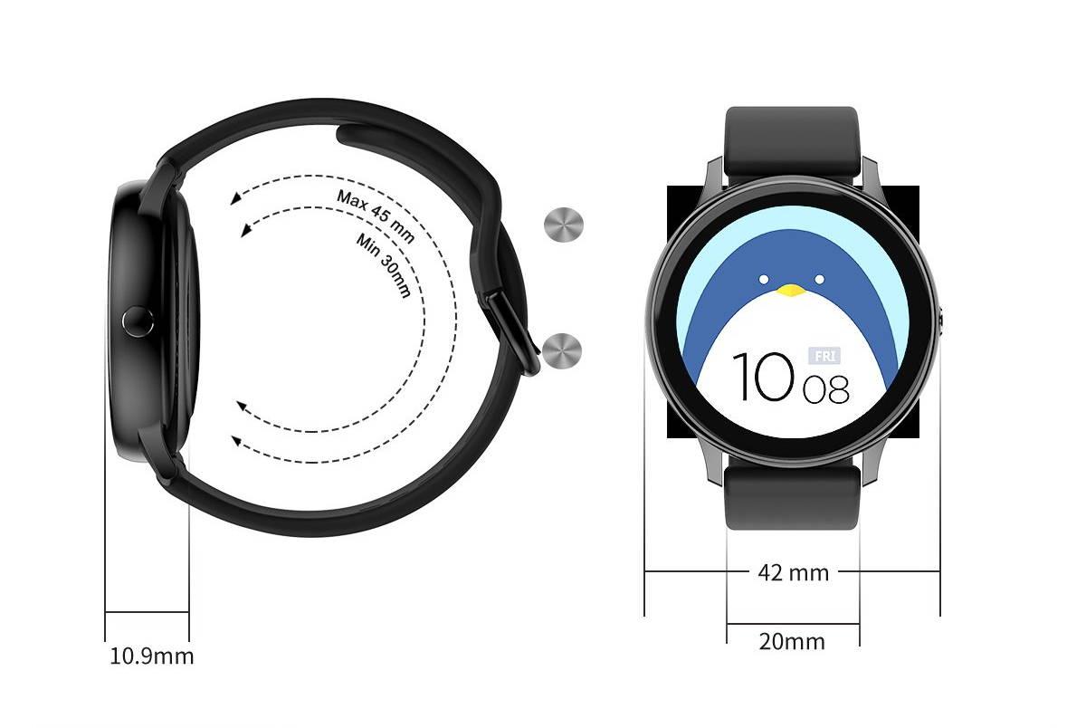 Neuclo CoreWear HERO Smartwatch