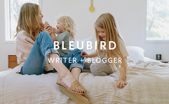 bleubird writer and blogger