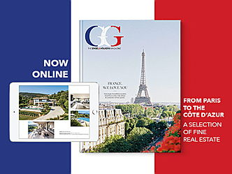 Santanyi - France we love you! - The new GG Online Magazine!