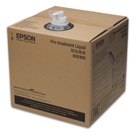Epson SureColor F3070 Direct to Garment Printer UltraChrome DG Inks
