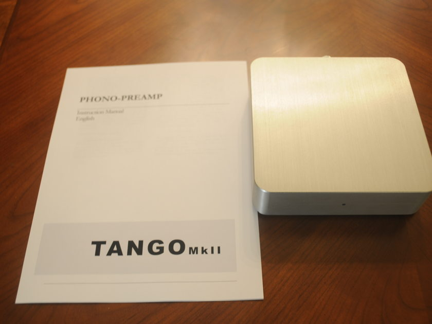 Acoustic Signature Tango MK2 MM/MC phono preamplifier ( Low Price)