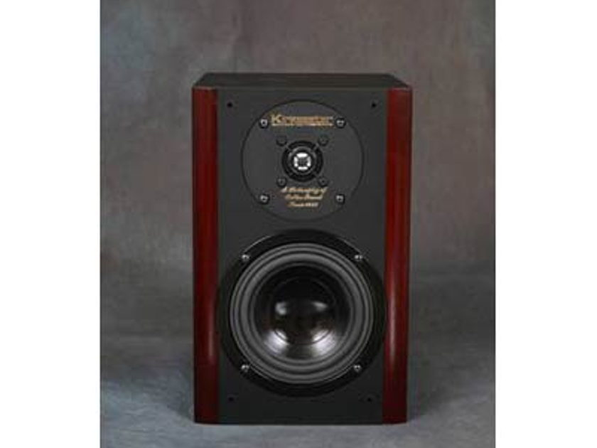Kirksaeter Silverline 60 mini monitor