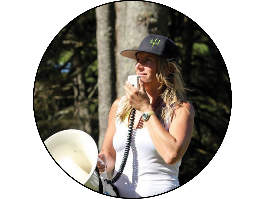 Louise Urwin: Pro Kayaker, Whitewater Grand Prix Champion Pau Hana Surf Supply Team Rider