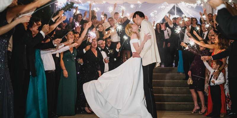 New Year's Resolutions for Wedding Planning