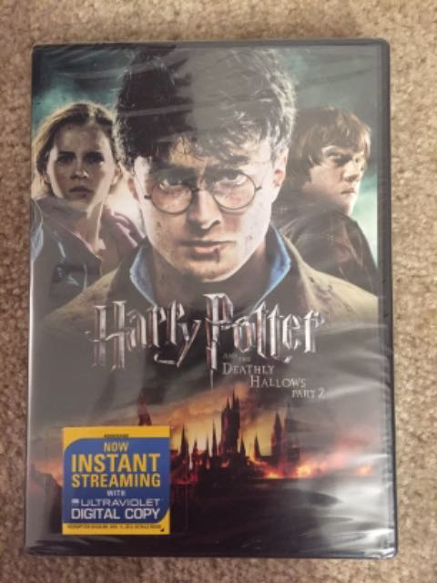 RENTERS BAY: Harry Potter and the Deathly Hallows Part 2