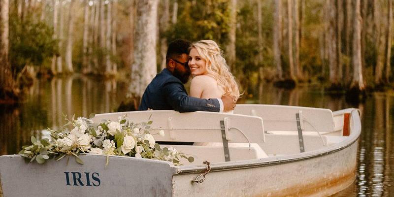 Romantic Notebook Wedding