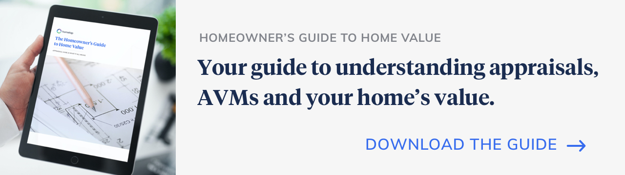 Download the Homeowners Guide to Home Value