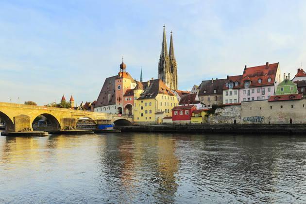 Экскурсия в Регенсбург (групповая автобусная)