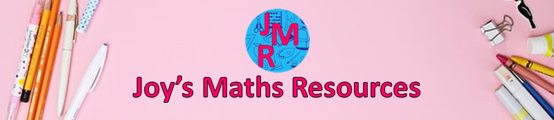 Joy's Maths Resources