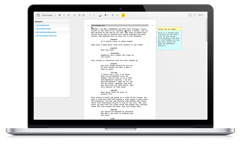 22 Best screenwriting software as of 2019 - Slant