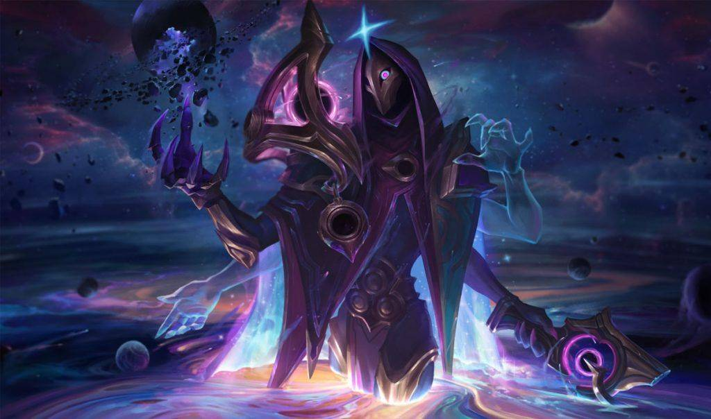 Dark Cosmic Jhin NA Lol Smurf Accounts From Secure Smurfs Cheapest Lol Smurf Accounts Buy League Of Legends Account