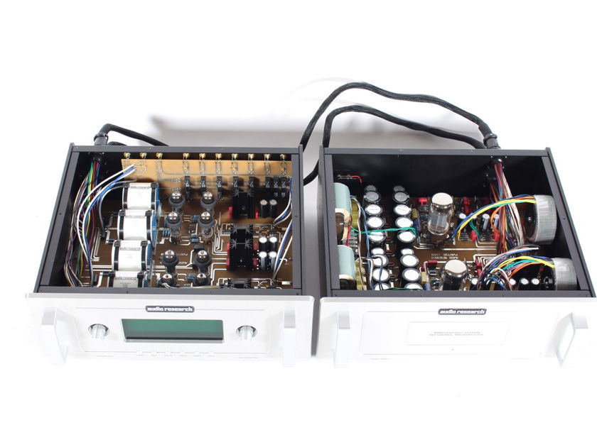 Audio Research 40th Anniversary Edition Reference Tube Preamplifier