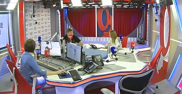 Дмитрий Губерниев стал гостем Вечернего шоу Аллы Довлатовой на «Русском Радио» - Новости радио OnAir.ru