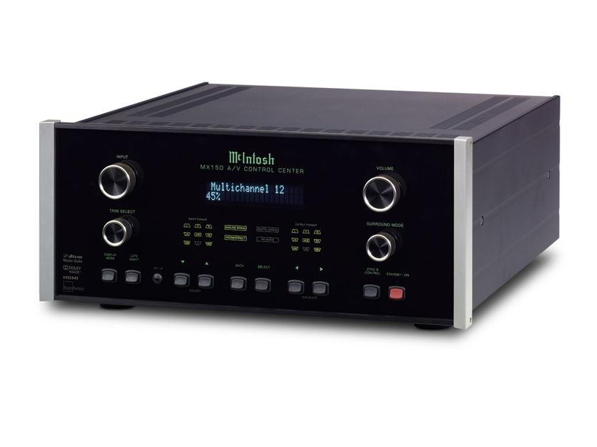 McIntosh MX150 Surround Processor
