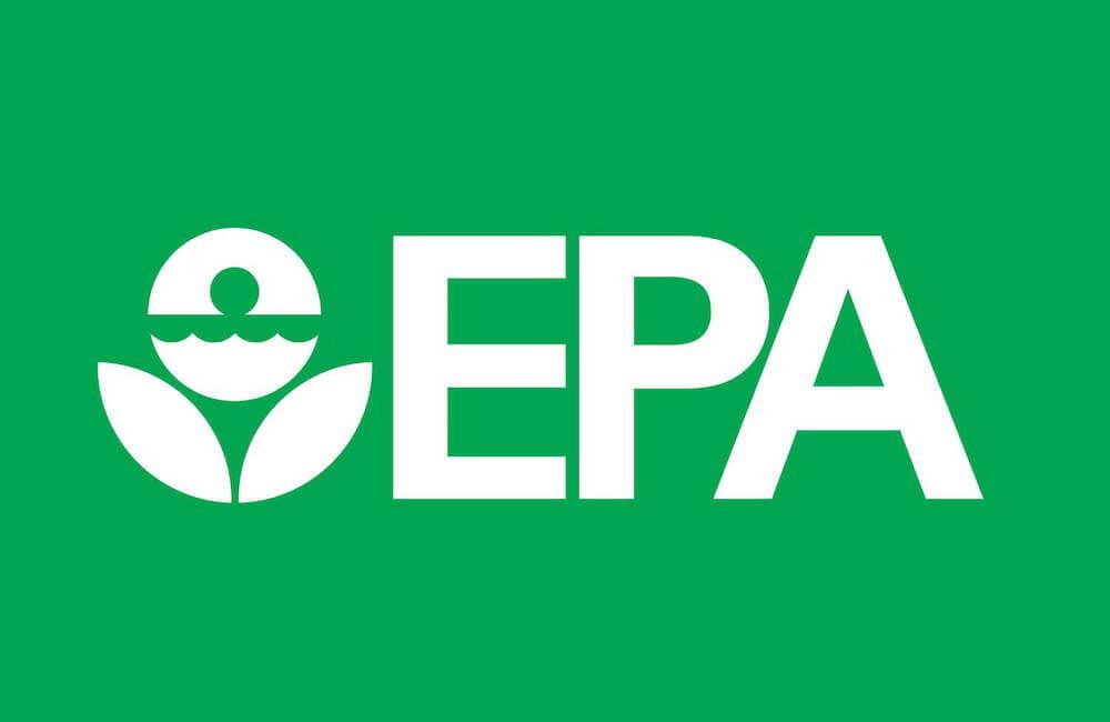 The current EPA logo by Chermayeff & Geismar