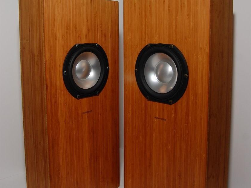 """Blumenstein Audio Orca High Efficiency 3"""" Single Driver Loudspeakers"""