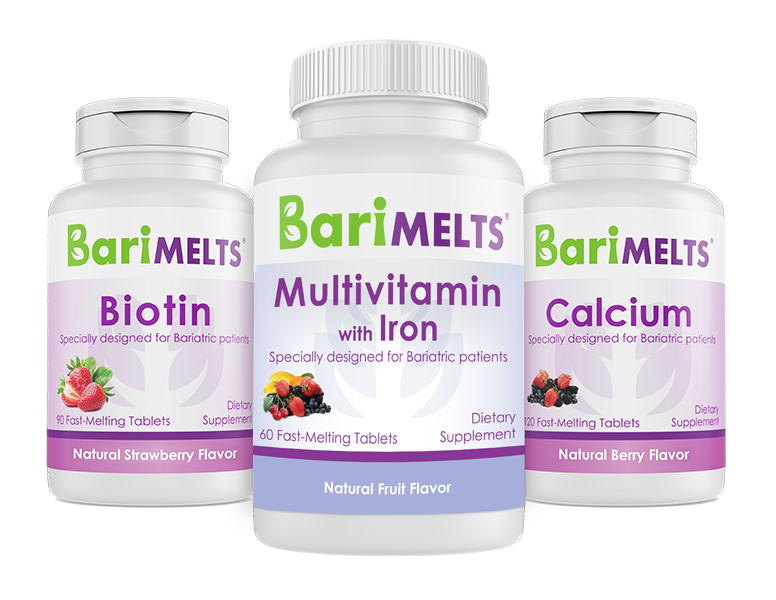 Barimelts essential pack biotin, multivitamin with iron and calcium