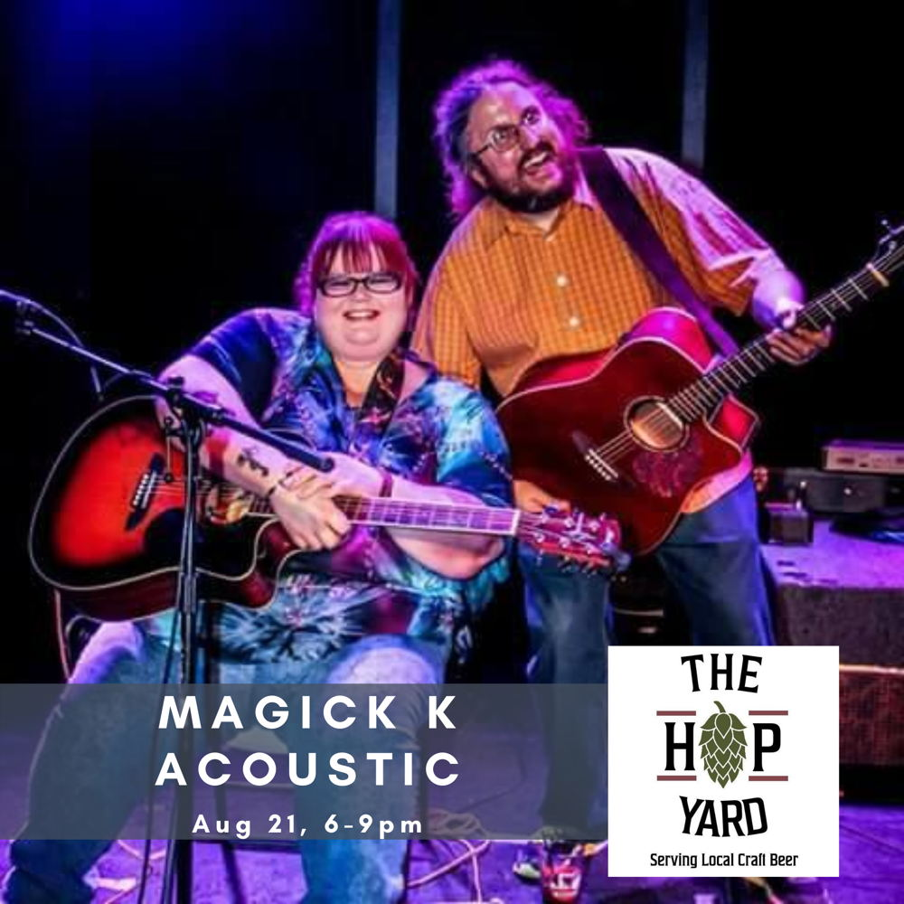 Picture of Family-friendly acoustic show with a wide variety of music and good harmonies, they're a duo you won't want to miss!