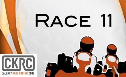 Club Race Round #11