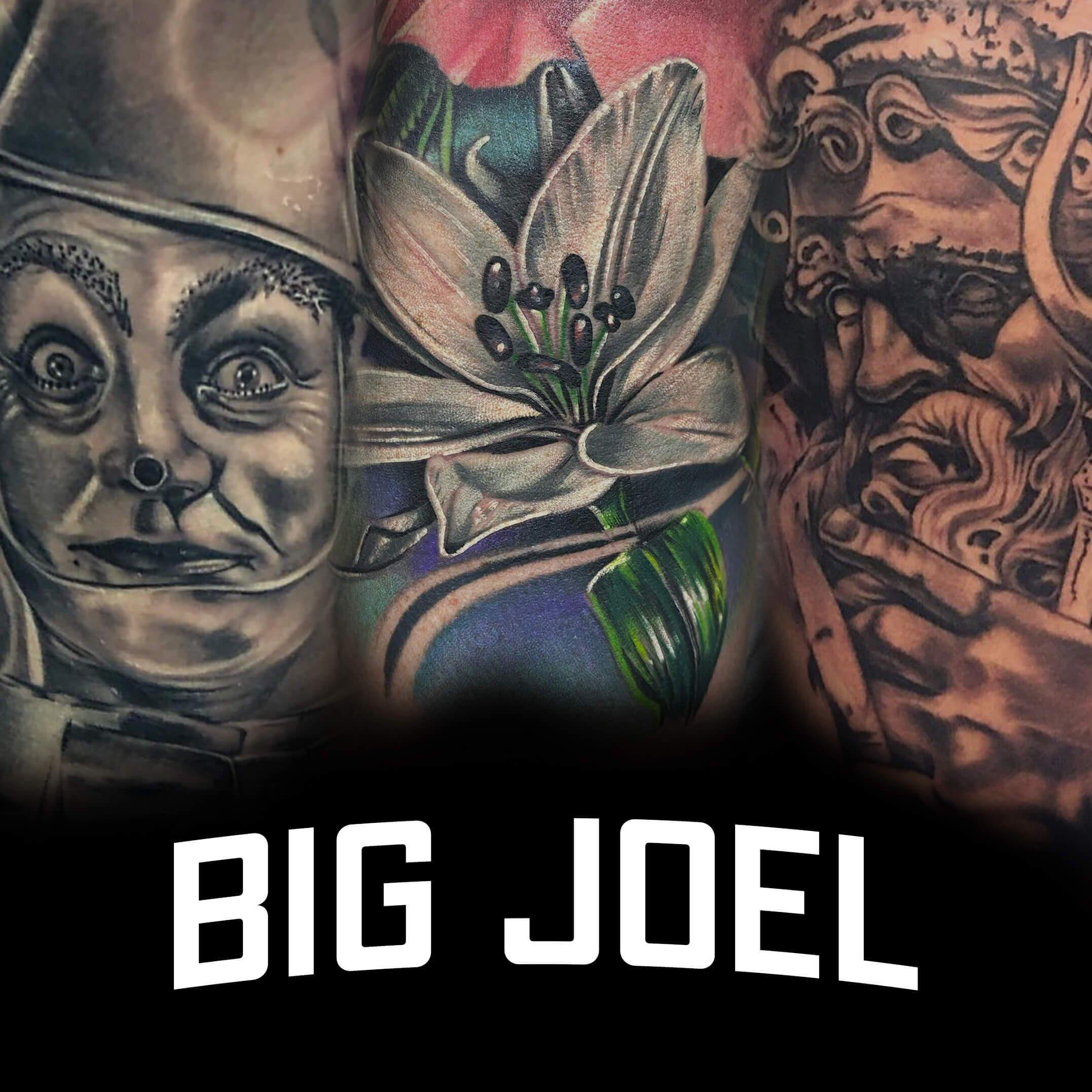 Big Joel Pro Series Set
