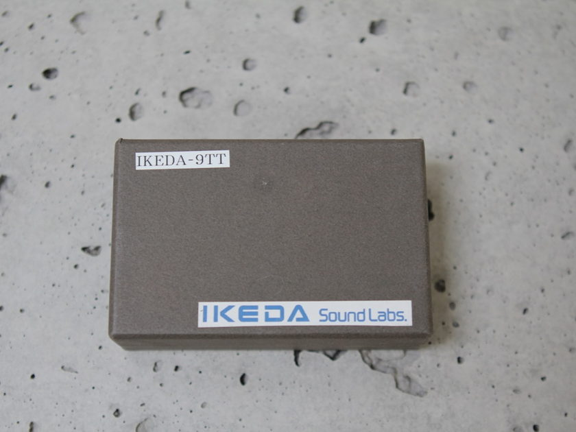 Ikeda 9TT MC Cartridge - MINT