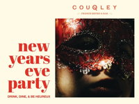 MASQUERADE: COUQLEY'S NEW YEAR'S EVE PARTY  image