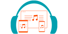 Listen to Choral Tracks songs on any device