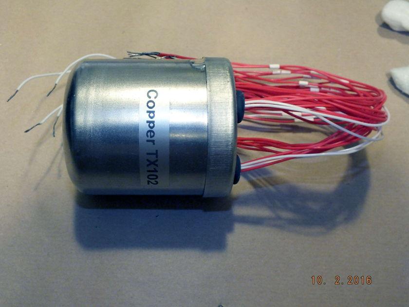 Stevens & Billington TX-102 COPPER NOS