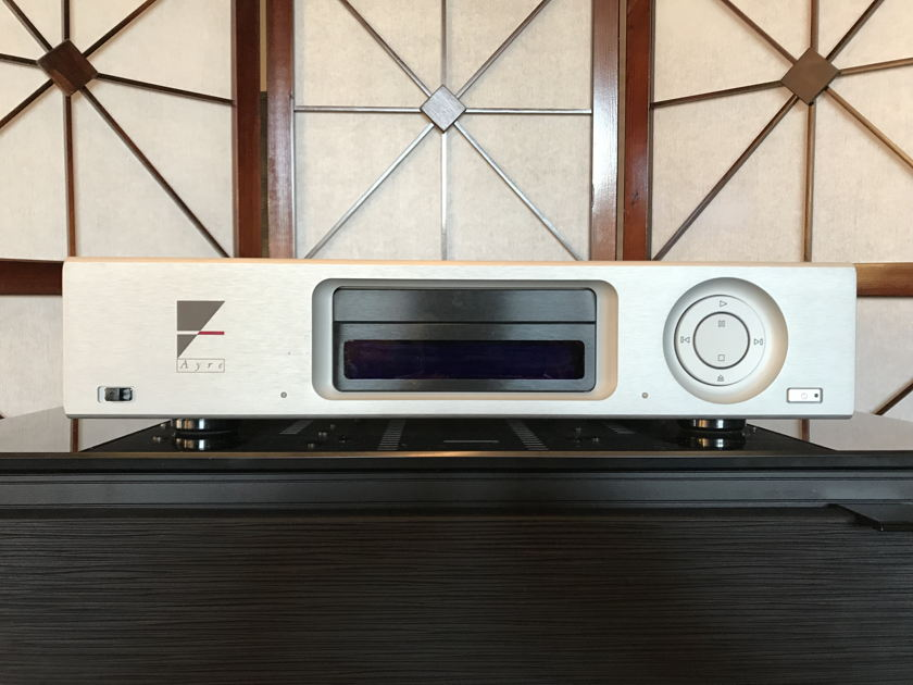 Ayre Acoustics DX-5 Blu-ray player