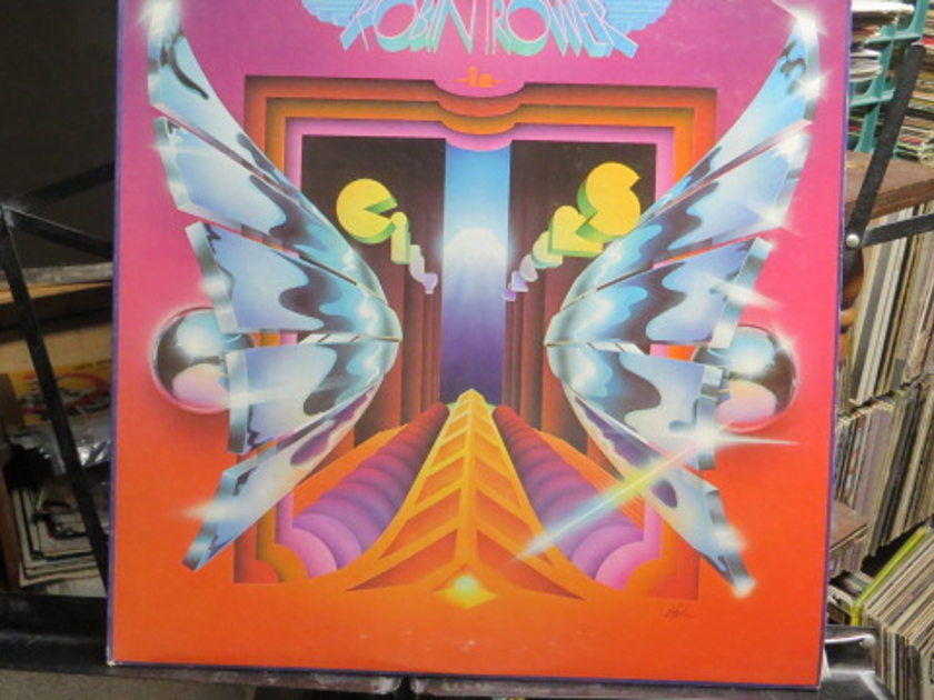 ROBIN TROWER - IN CITY DREAMS