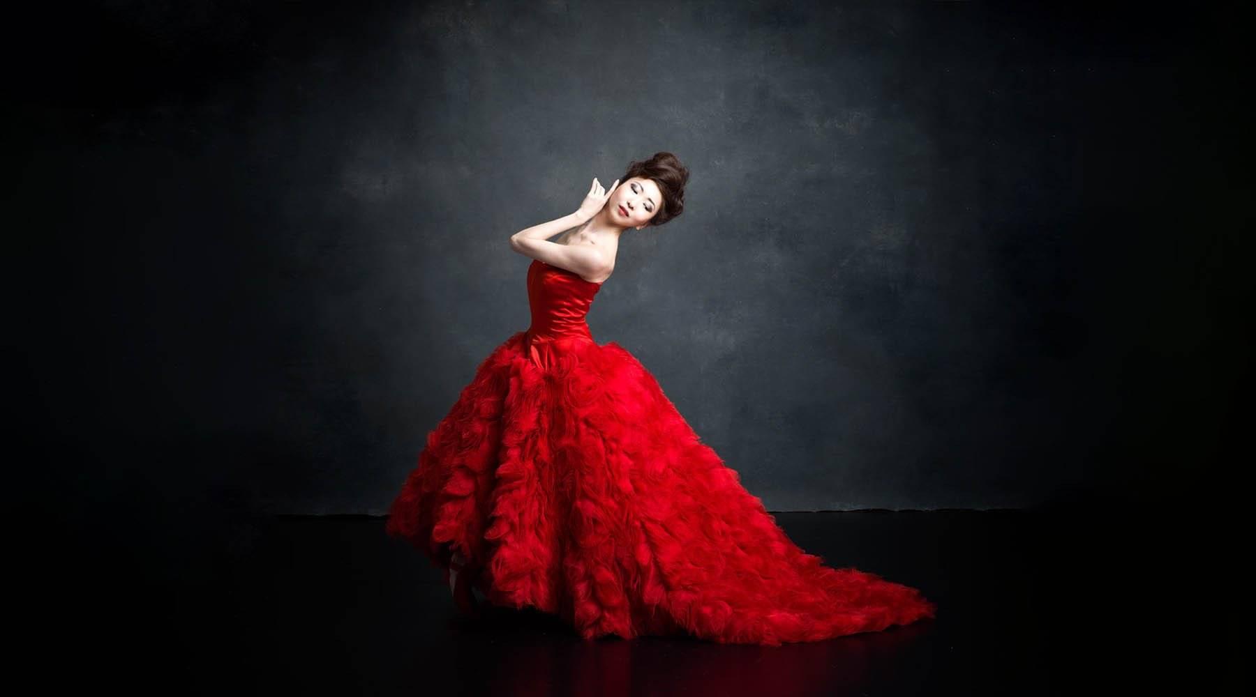 yuriko kajiya, principal dancer with houston ballet