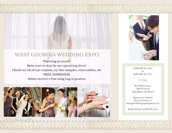 West GA Wedding Expo