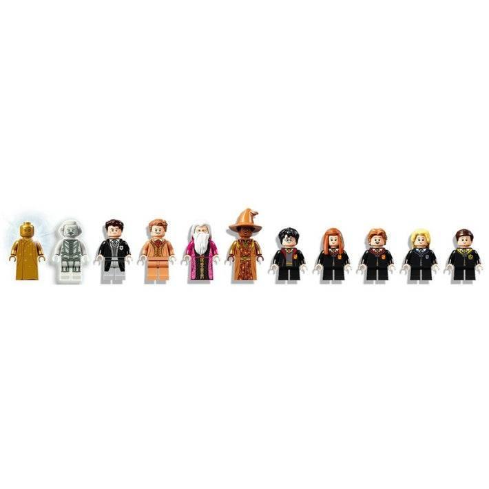 lego hogwartz minifigures