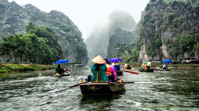 Halong Bay cruises in Vietnam