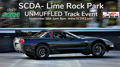 SCDA- Lime Rock Park- 9/18 UNMUFFLED Track Event
