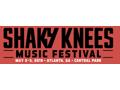 VIP Passes to Shaky Knees Music Fest
