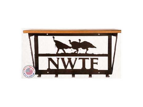 NWTF Coat Rack