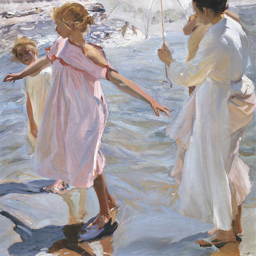 Sorolla, Bath Time