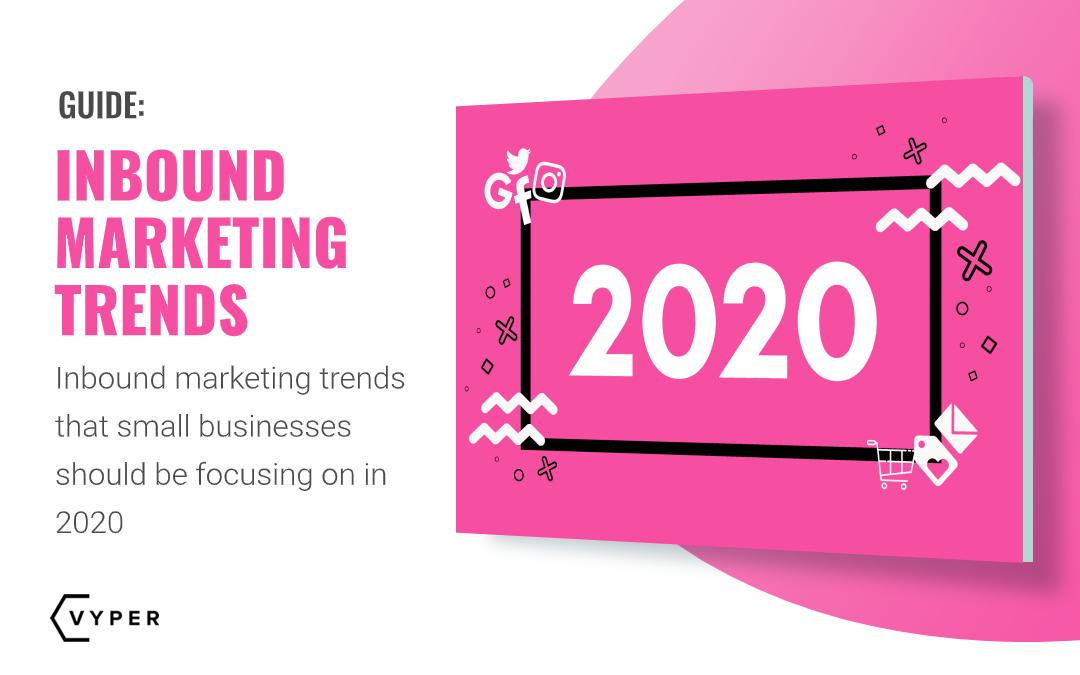 inbound marketing trends
