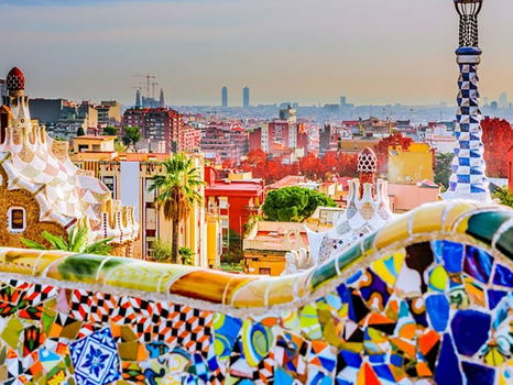 Just Grab Your Passport: Spain-Barcelona & Mallorca