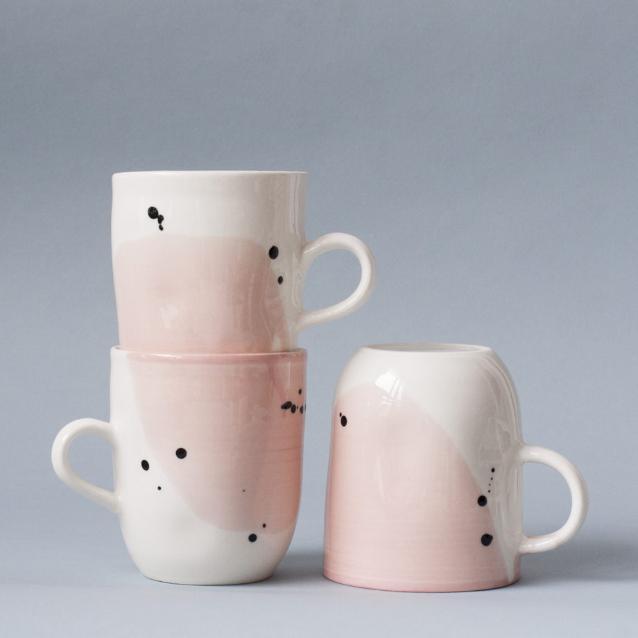 Большая чашка «Ботаника»