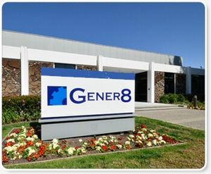 Gener8 logo