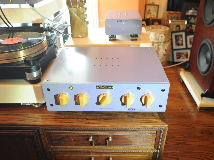 Wyetech Labs Opal  No.039 Preamplifier