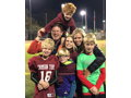 Kentucky Derby Parent Party at the Neumanns