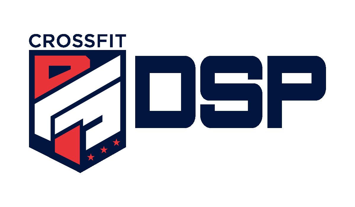 CrossFit DSP logo